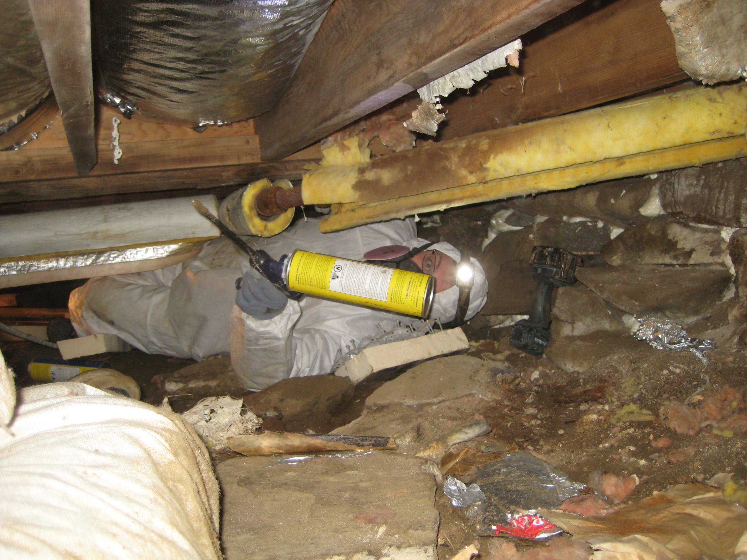 morehouse basement crawl space cozy home performance my cozy home